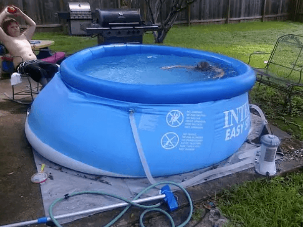 What To Put Under Intex Pools 4 Ideas For Longevity And The One Mistake To Avoid Own The Pool